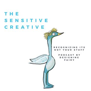 Episode 1 - The Sensitive Creative - It's not your bad mood