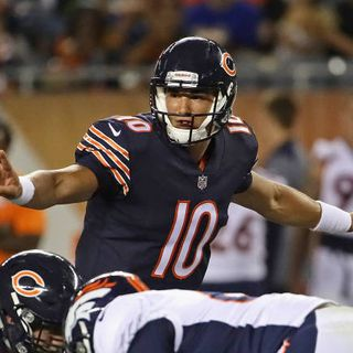 Football 2 the MAX:  Mitchell Trubisky Impresses, Deshone Kizer Throws Bombs, Full-Time Refs