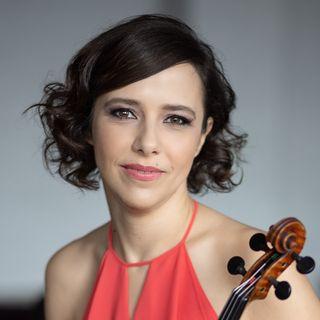 Natasha Korsakova e i segreti del violino Stradivari