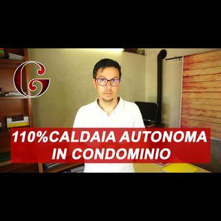 SUPERBONUS 110%: Sostituzione caldaia e finestre appartamento in Condominio