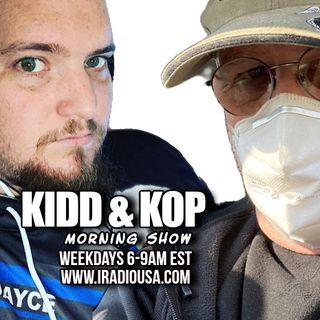 KIDD AND KOP RADIO SHOW 0622201