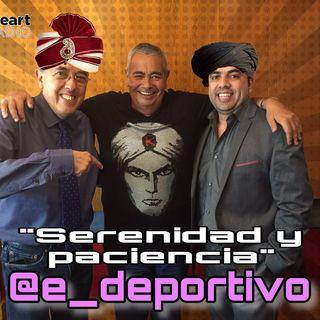 """Comenzando la Semana """"Serenidad y Paciencia"""" Espacio Deportivo de la Tarde 22 de Julio 2019"""