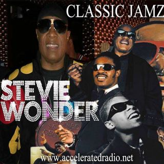 Classic Jamz *Happy Birthday Stevie Wonder* 5-12-18