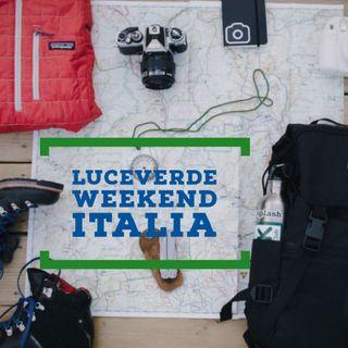 Luceverde Weekend Italia- puntata del 17 ottobre 2019