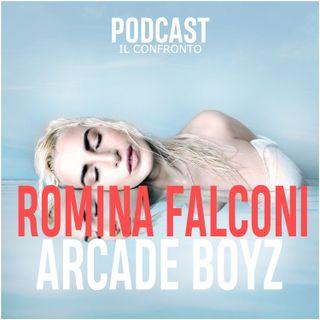 ROMINA FALCONI vs Arcade Boyz