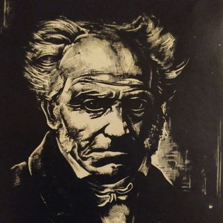 Schopenhauer - La voluntad, el pesimismo y el arte