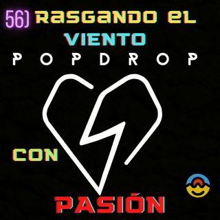 56) Rasgando el viento con pasión