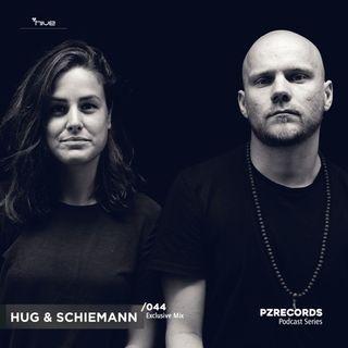 Hug&Schiemann - [PZR044] - Exclusive Mix
