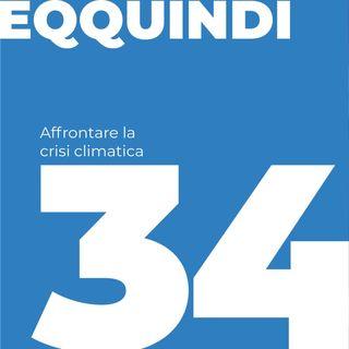 34 - Affrontare la crisi climatica