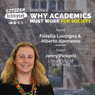 Ep 6 I Why academics must work for society