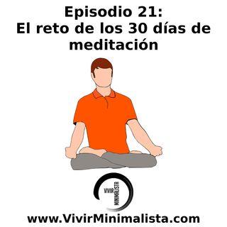 Audio: meditación de 20 minutos