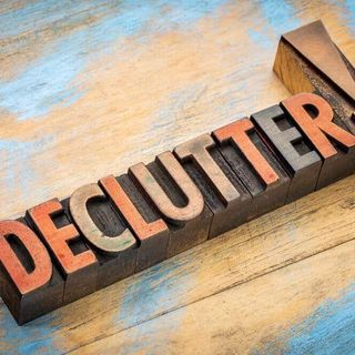 The Life Coach Dad Podcast: Relationship Declutter