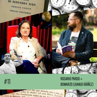 La Tarasca - Rosario Pardo + Bomarzo (Juanjo Ibáñez) (#11)