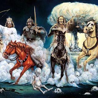 (Revelation Chapter 6 Fourhorsemen)