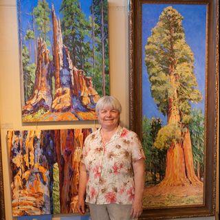 Big Blend Radio: Joy Collier - California Landscape Artist
