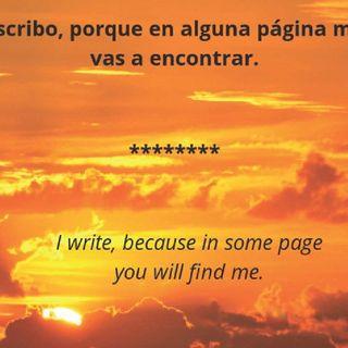 Escribo