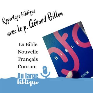 #108 Enquête (6) la Bible Nouvelle Français Courant (NFC) avec le p. G.Billon