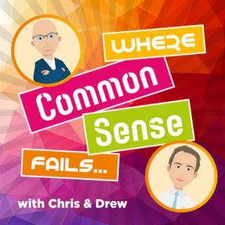 Episode #2. Where Common Sense Fails - The beginning continues...
