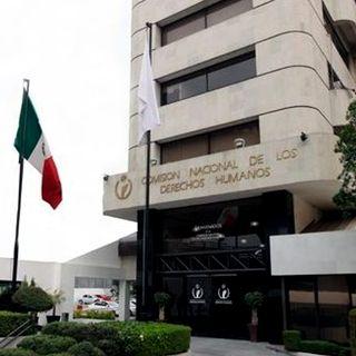 CNDH demanda seguridad para defensores de derechos y periodistas