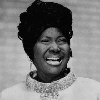 Black History Month - Honoring Mahalia Jackson