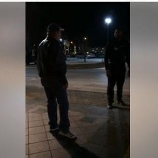 12/20/16 White Man Knocked out at Kenwood Mall  for using the N-Word