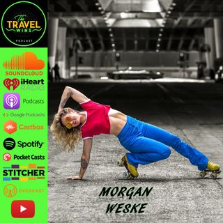 Morgan Weske | making a career from roller skating being a dance skater