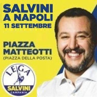 Salvini fascista... oppure la solita becera demonizzazione dell'avversario?