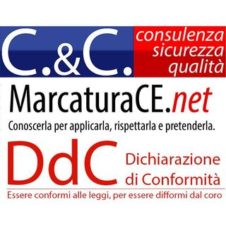 Marcatura CE by C.&C. s.a.s