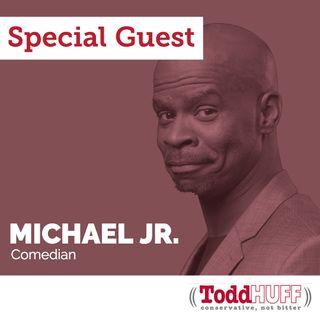 Michael Jr, Comedian