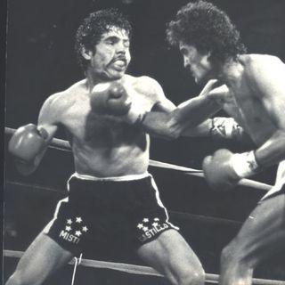 Boxing Legends Show: Guest Ruben Castillo
