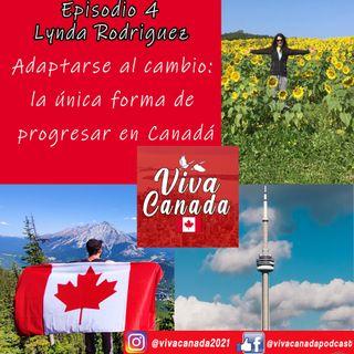 """""""Adaptarse al cambio: La única forma de progresar en Canadá"""""""