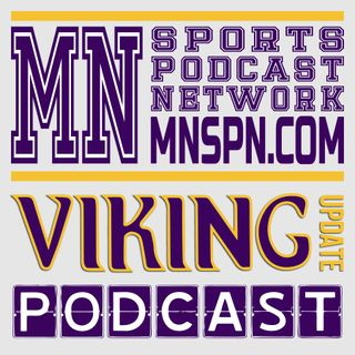 Viking Update Podcast 122 - Zim's mood, Sam's knee, Keenum's chance