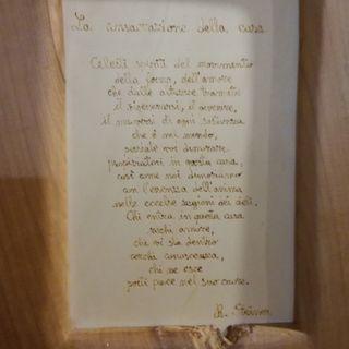 La consacrazione della casa di Rudolf Steiner