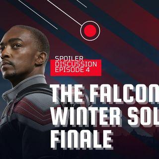 The Falcon & The Winter Soldier - FINALE  (Spoiler Discussion)