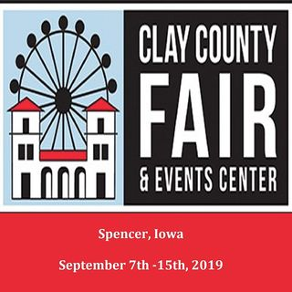 Iowas's Clay County Fair 2019