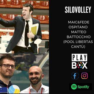 Matteo Battocchio ospite di Fede & Maic
