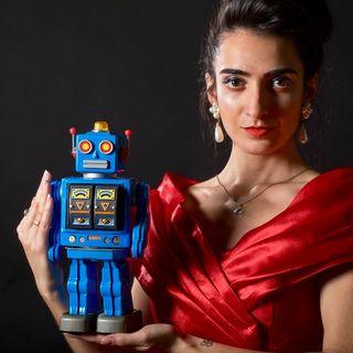 Min nya vän roboten