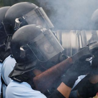 Tear gas and armed police - why are people rioting in Hong Kong?