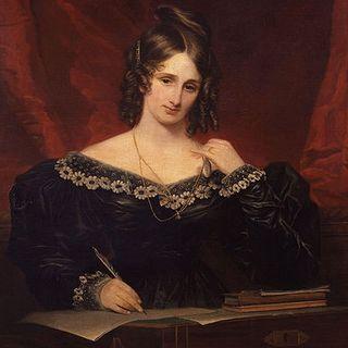 Café Bleu - Scrittori sopra le righe - Mary Shelley