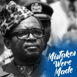 Episode 23 - Mobutu Sese Seko: The Leopard Hat Dictator