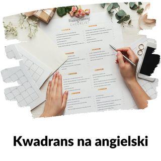 KNA: Lekcja 105 (planowanie ślubu)
