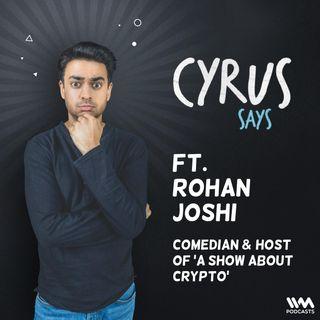 feat. Rohan Joshi