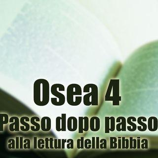 Osea 4