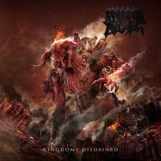 Metal Hammer of Doom: Morbid Angel: Kingdoms Disdained Review
