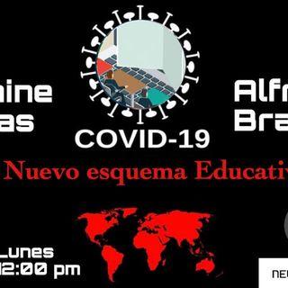 COVID-19, Nuevo esquema Educativo