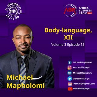 Body-Language XII (Volume 3)