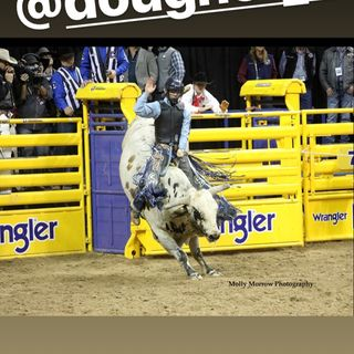 Chase Dougherty - Wrangler NFR - Round 4