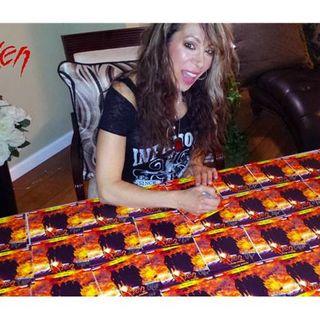 TDR ROCKS #119 w/ Roxy Petrucci of Vixen & Madam-X
