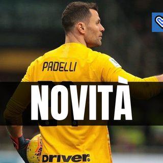 Calciomercato Inter, arriva una novità sul futuro di Padelli: i dettagli