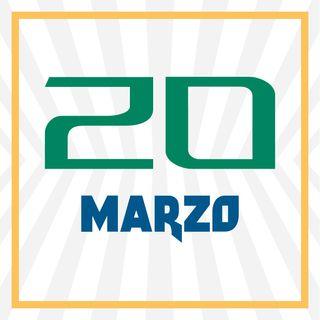 20 marzo: Aggiornamenti Coronavirus, nuove politiche Amazon e Internet